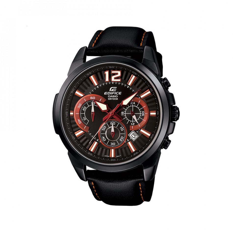 Ανδρικό ρολόι CASIO Edifice EFR-535BL-1A4VUEF EFR535BL1A4VUEF