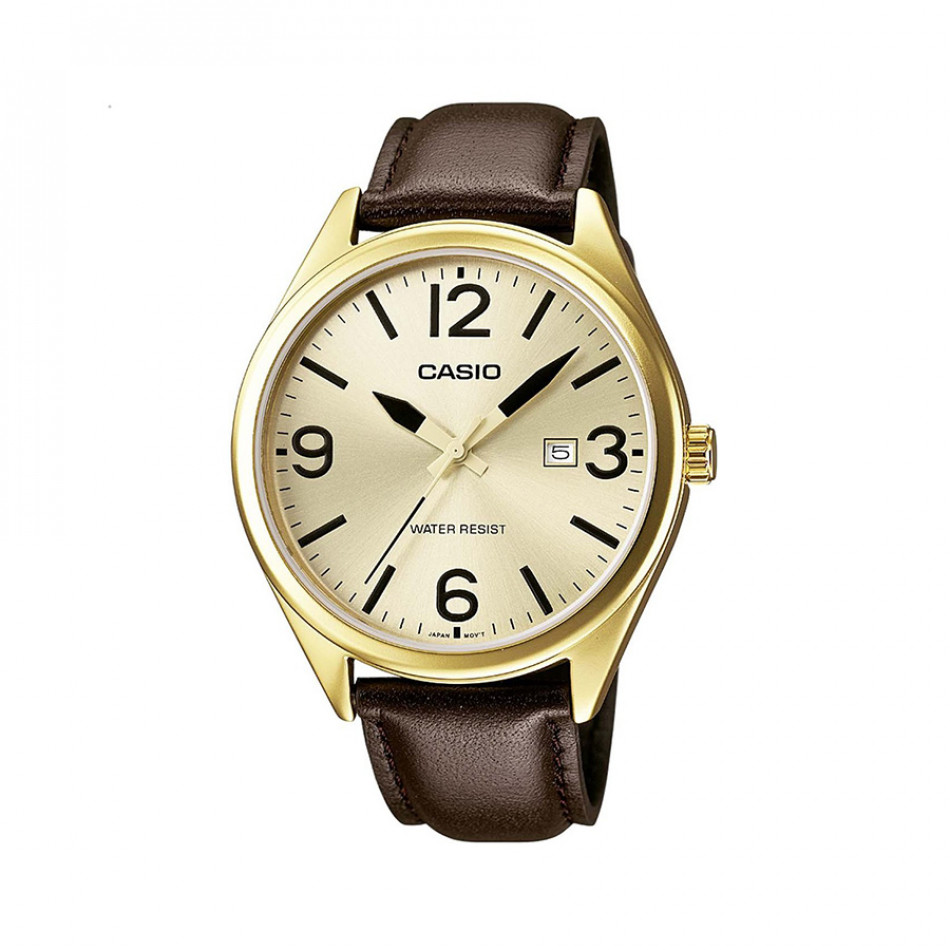 Ανδρικό ρολόι CASIO Collection MTP-1342L-9BEF MTP1342L9BEF
