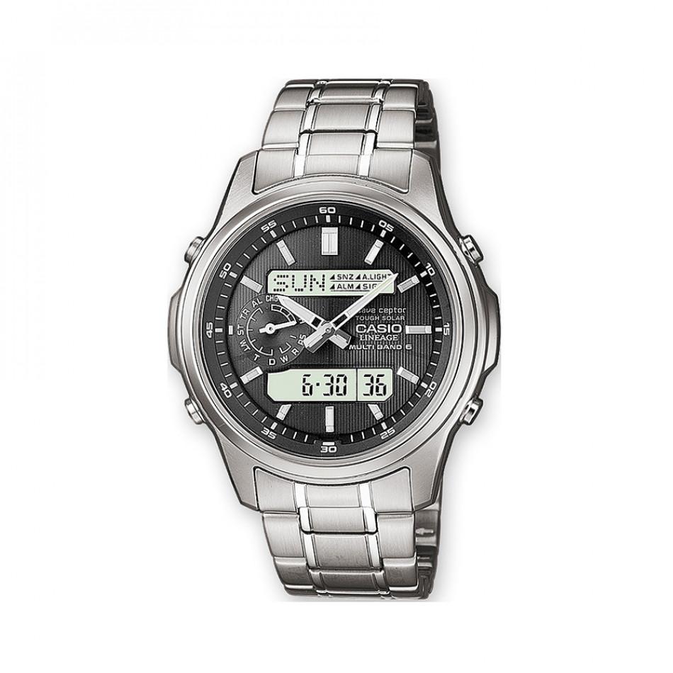 Ανδρικό ρολόι CASIO Lineage LCW-M300D-1AER LCWM300D1AER