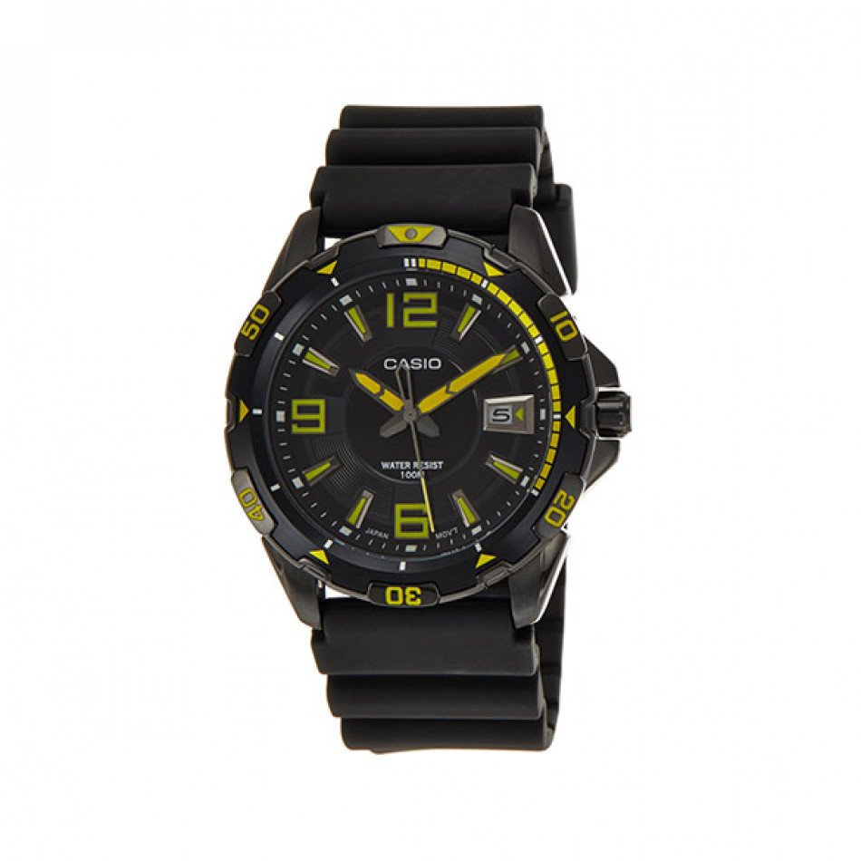 Ανδρικό ρολόι CASIO Collection MTD-1065B-1A2VEF MTD1065B1A2VEF
