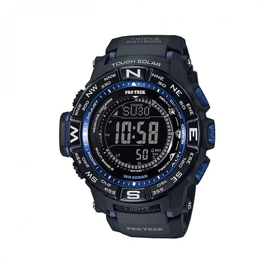 Ανδρικό ρολόι CASIO Pro Trek PRW-3500Y-1ER PRW3500Y1ER