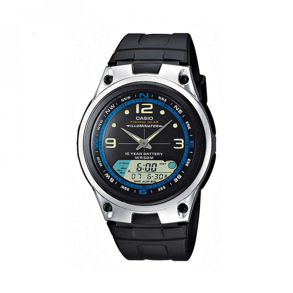 Ανδρικό ρολόι CASIO Collection AW-82-1AVES AW821AVES