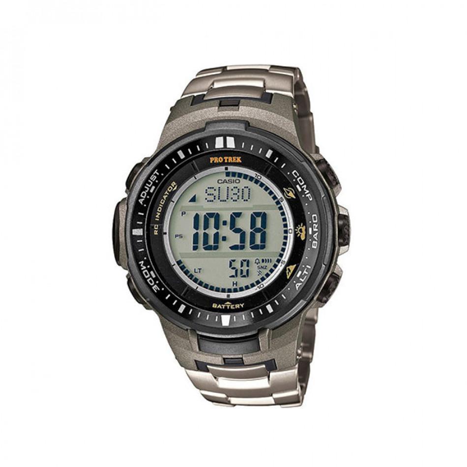 Ανδρικό ρολόι CASIO pro trek prw-3000t-7er PRW3000T7ER