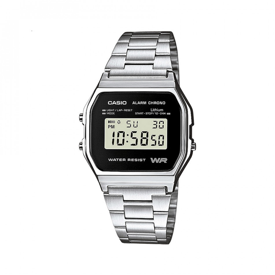 Ανδρικό ρολόι CASIO Collection A158WEA-1EF A158WEA1EF