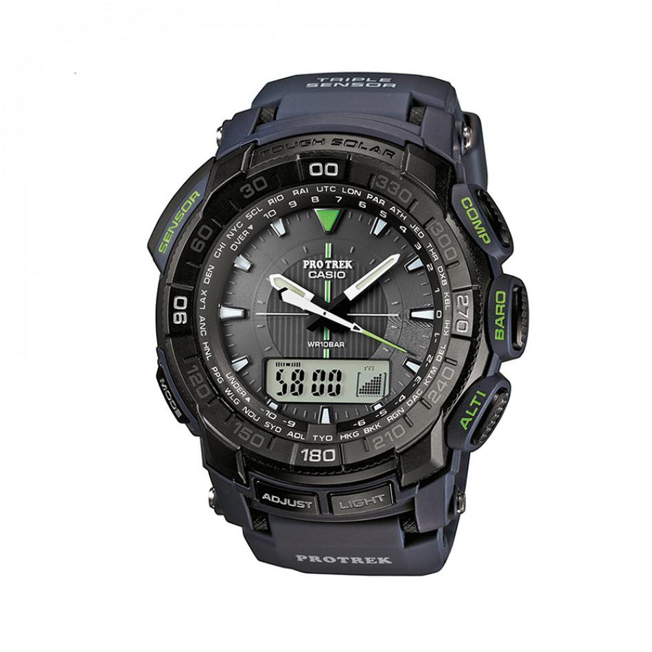 Ανδρικό ρολόι CASIO Pro Trek PRG-550-2ER PRG5502ER