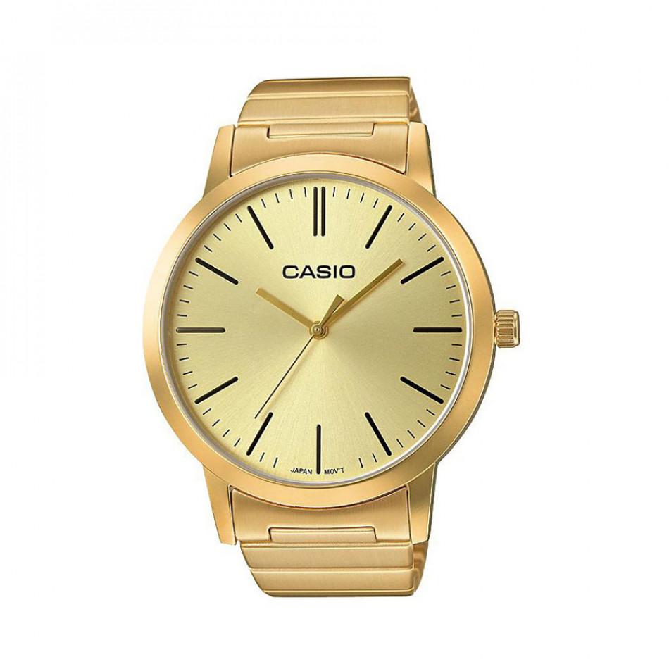 Ανδρικό ρολόι CASIO Collection LTP-E118G-9AEF LTPE118G9AEF