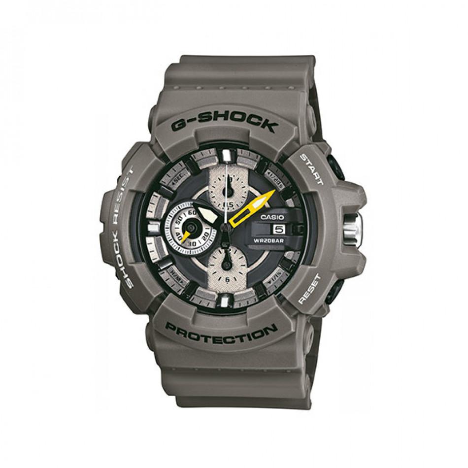 Ανδρικό ρολόι CASIO G-Shock GA-C100-8AER GAC1008AER