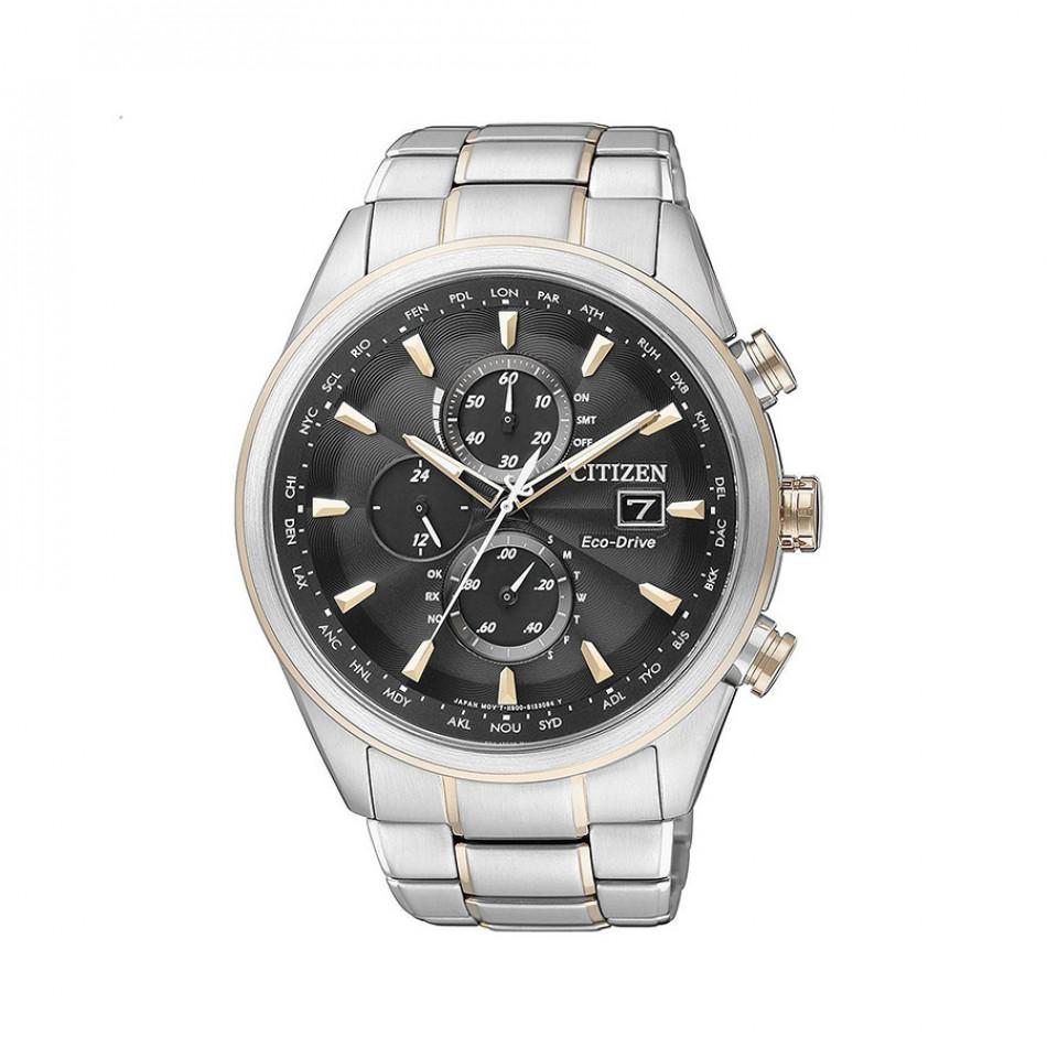 Ανδρικό ρολόι Citizen Eco-Drive Radio Controlled AT8017-59E AT8017 59E/Cal. H800