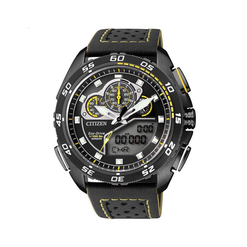 Ανδρικό ρολόι Citizen Eco-Drive Promaster Chronograph  JW0125 00E
