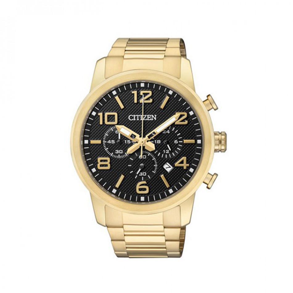 Ανδρικό ρολόι Citizen chronograph AN8052-55E AN8052 55E/cal 0520