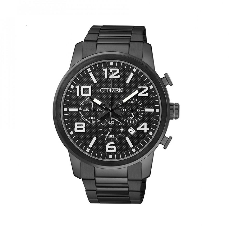 Ανδρικό ρολόι Citizen Chronograph Steel AN8055-57E AN8055 57E/cal 0520