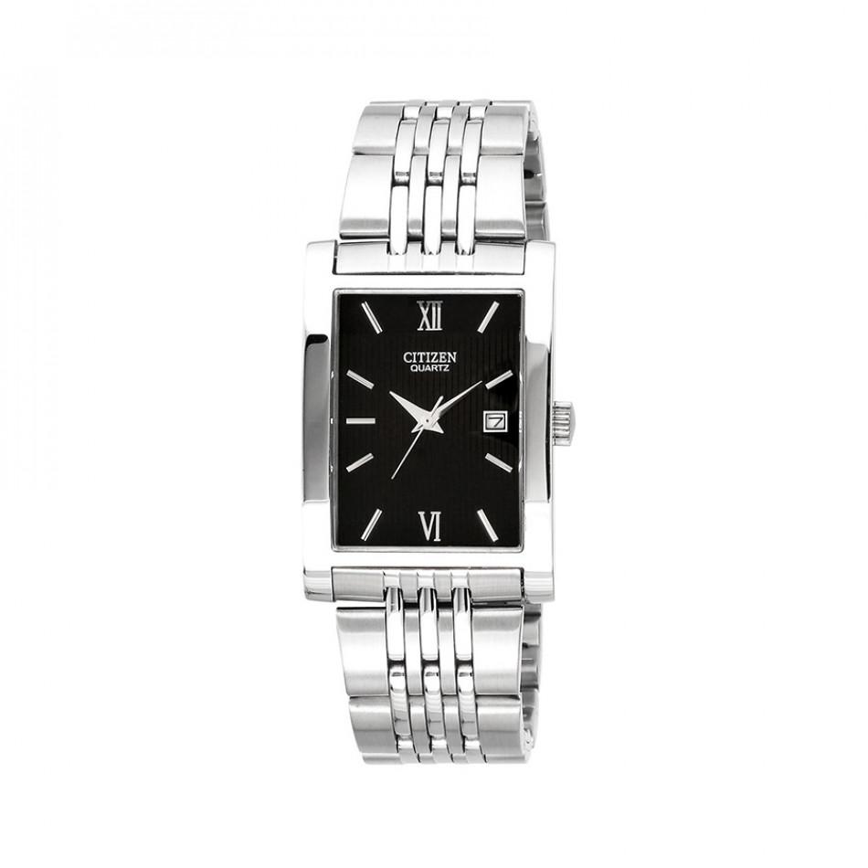 Ανδρικό ρολόι Citizen silver/black analog BH1370-51E BH1370 51E