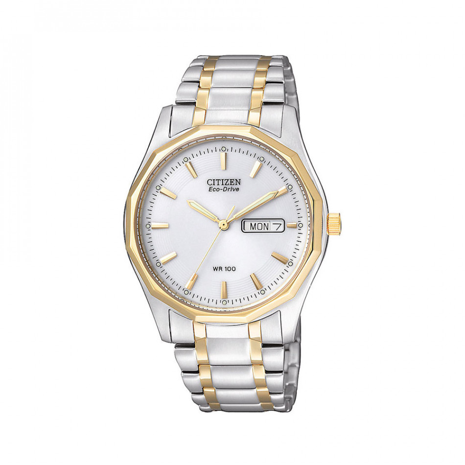 Ανδρικό ρολόι Citizen Eco-Drive Two Tone BM8434-58AE BM8434 58AE/Cal E101