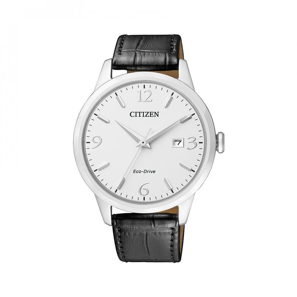 Ανδρικό ρολόι Citizen GTS Leather Strap BM7300-09A BM7300-09A