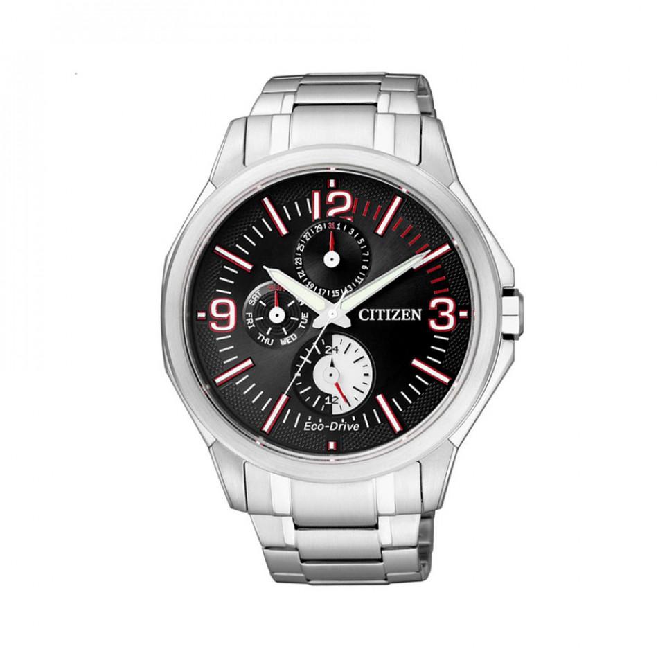 Ανδρικό ρολόι Citizen Eco-Drive Chronograph AP4000-58E AP4000 58E/Cal 8637