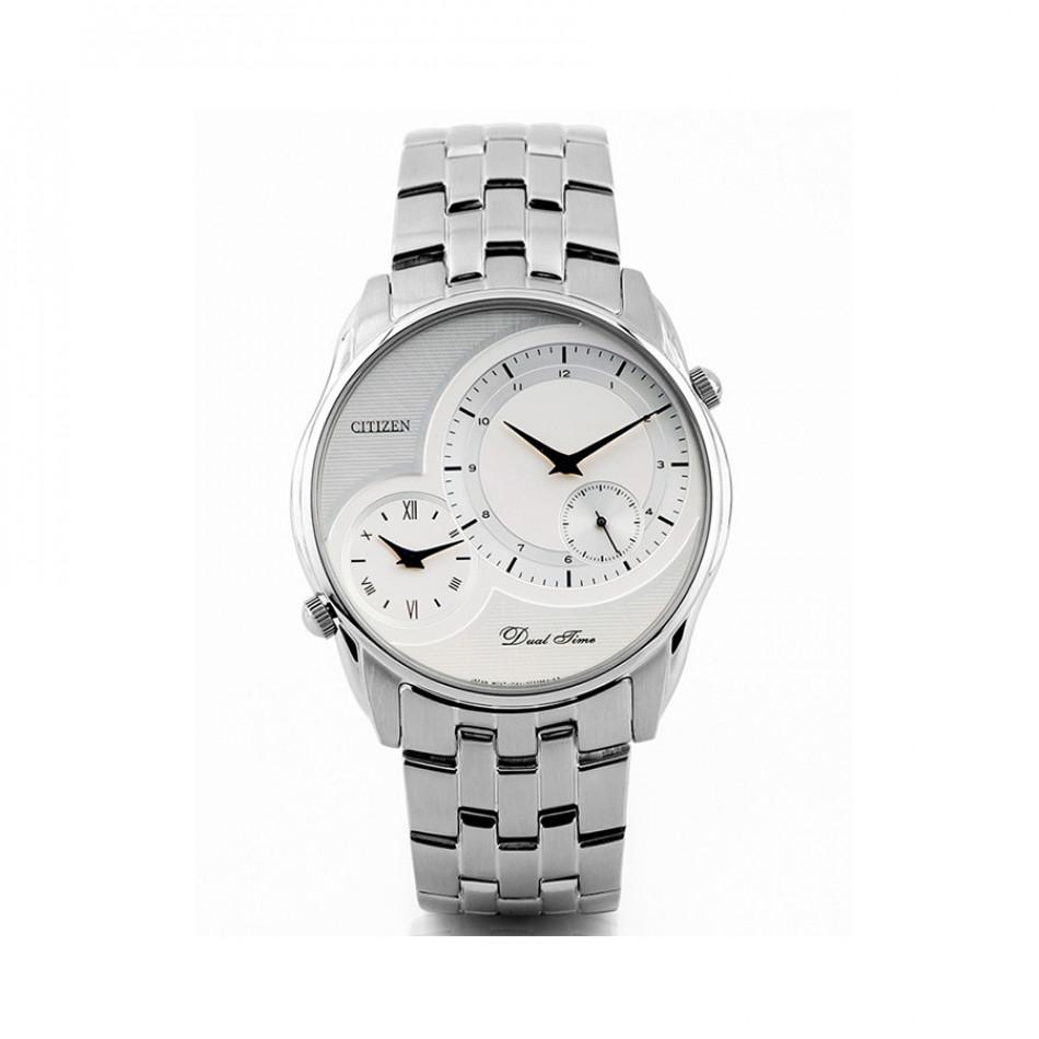 Ανδρικό ρολόι Citizen Dual Time Zone AO3000-50B AO3000 50B