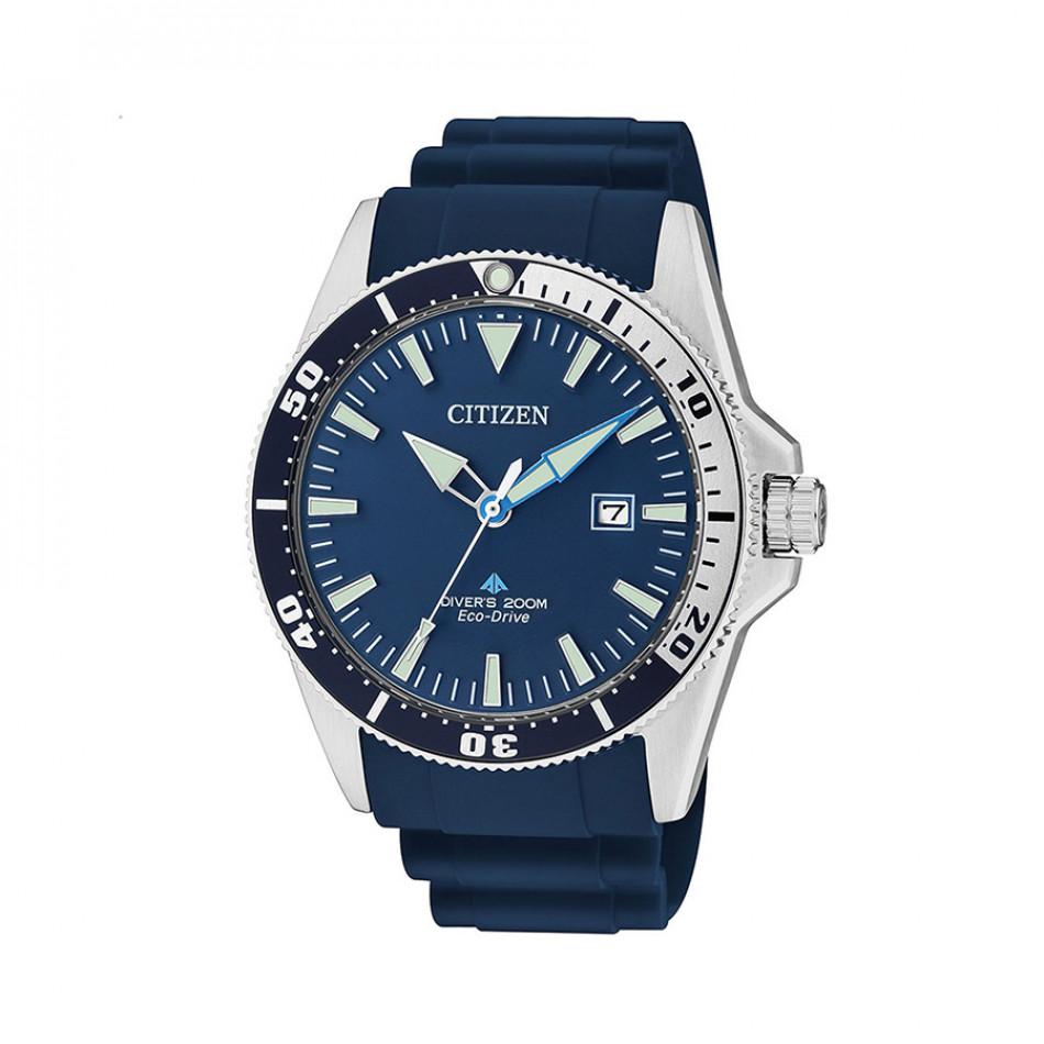Ανδρικό ρολόι Citizen Eco-Drive Promaster Diver BN0100-34L BN0100 34L/Cal. E168