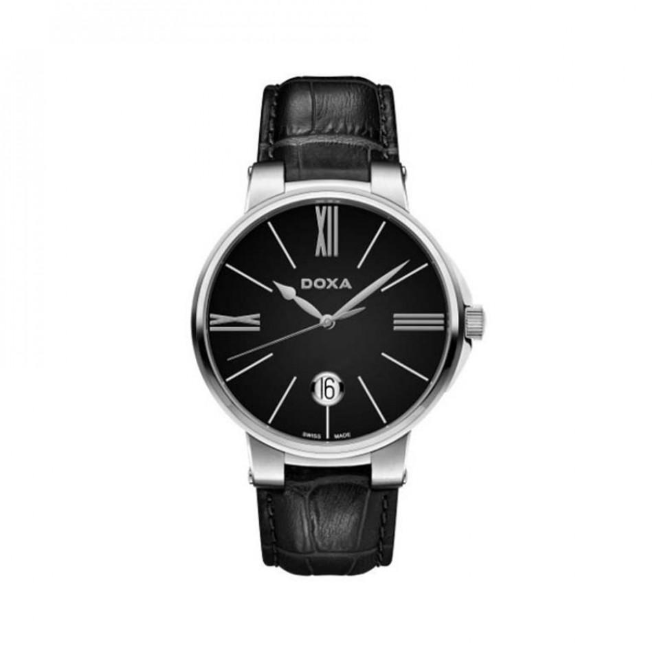 Ανδρικό ρολόι Doxa Classic IL Duca Quartz Gent 1311010201 1311010201