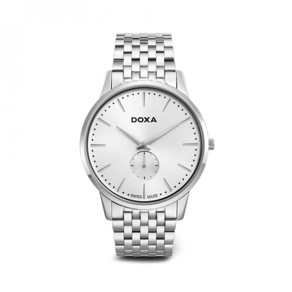 Ανδρικό ρολόι Doxa Classic Slim Line 1 Gent 1051002110 1051002110