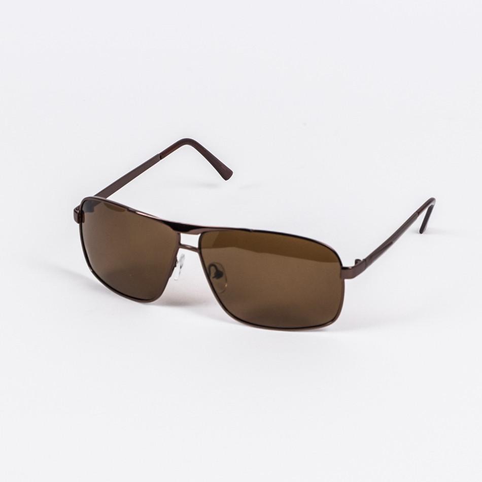 Ανδρικά καφέ γυαλιά ηλίου Aedoll il200720-13