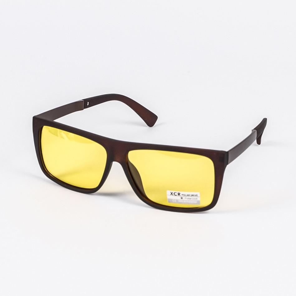Ανδρικά καφέ γυαλιά ηλίου Polar Drive il200720-20