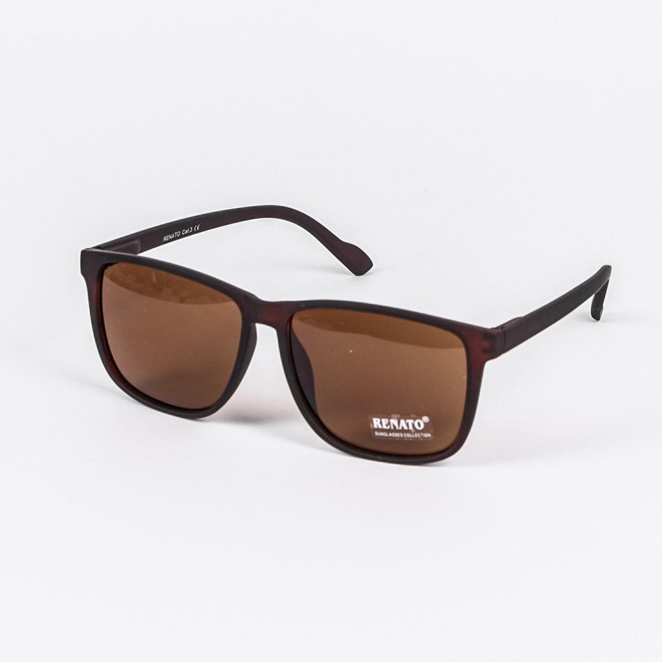 Ανδρικά καφέ γυαλιά ηλίου Renato il210720-4