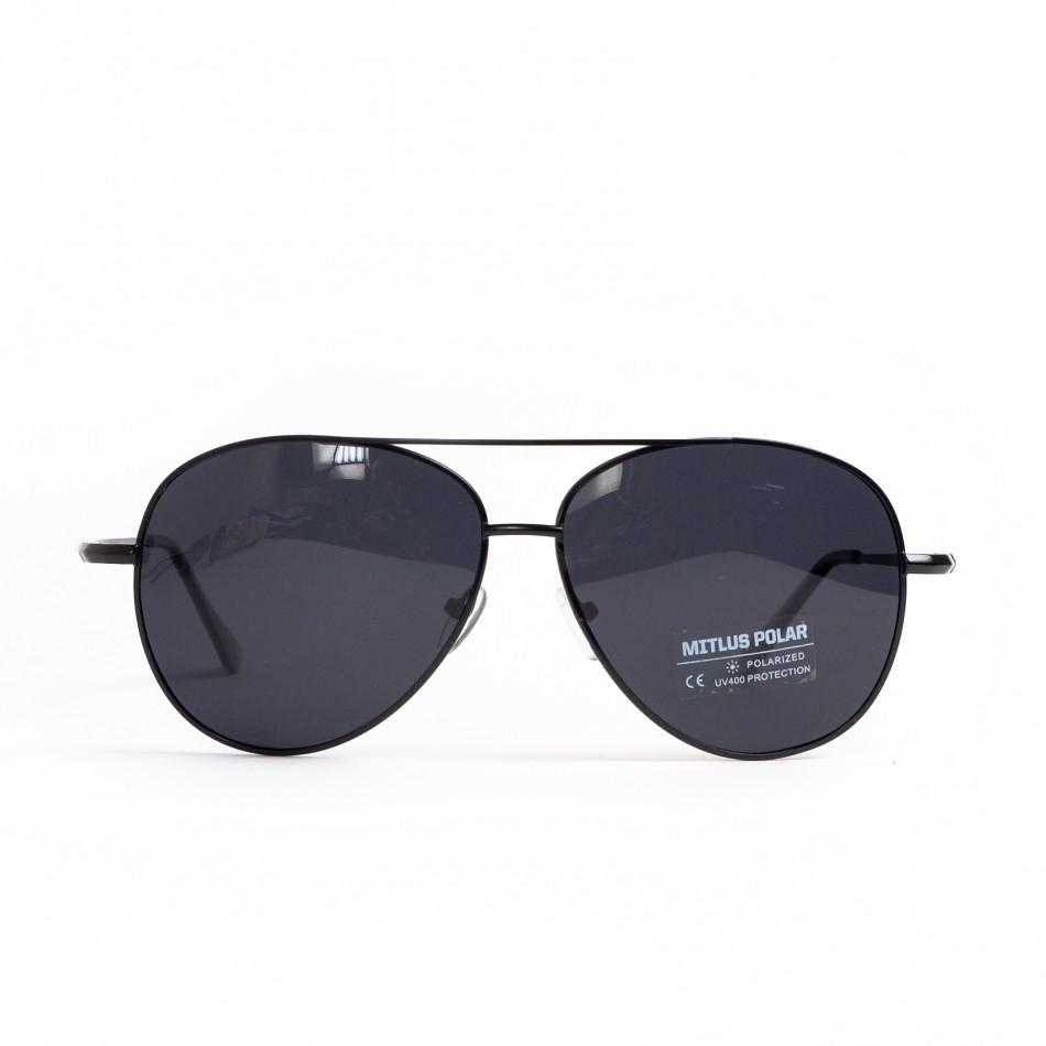 Ανδρικά πράσινα γυαλιά ηλίου aviator il200521-21