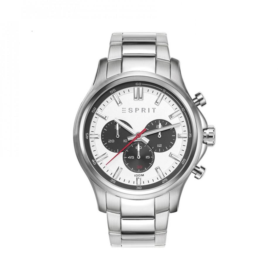 Ανδρικό ρολόι Esprit White Dial Stainless Steel  ES108251004