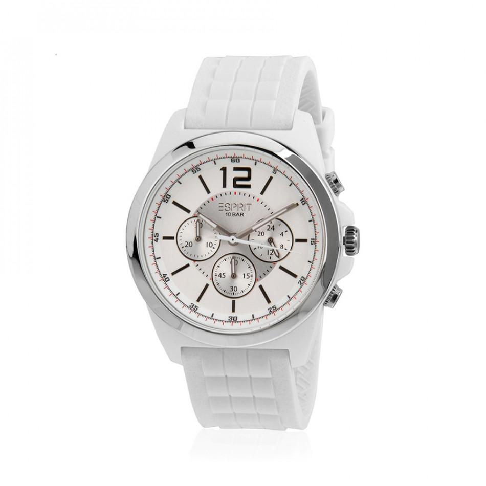 Ανδρικό ρολόι Esprit White Dial  ES106401001
