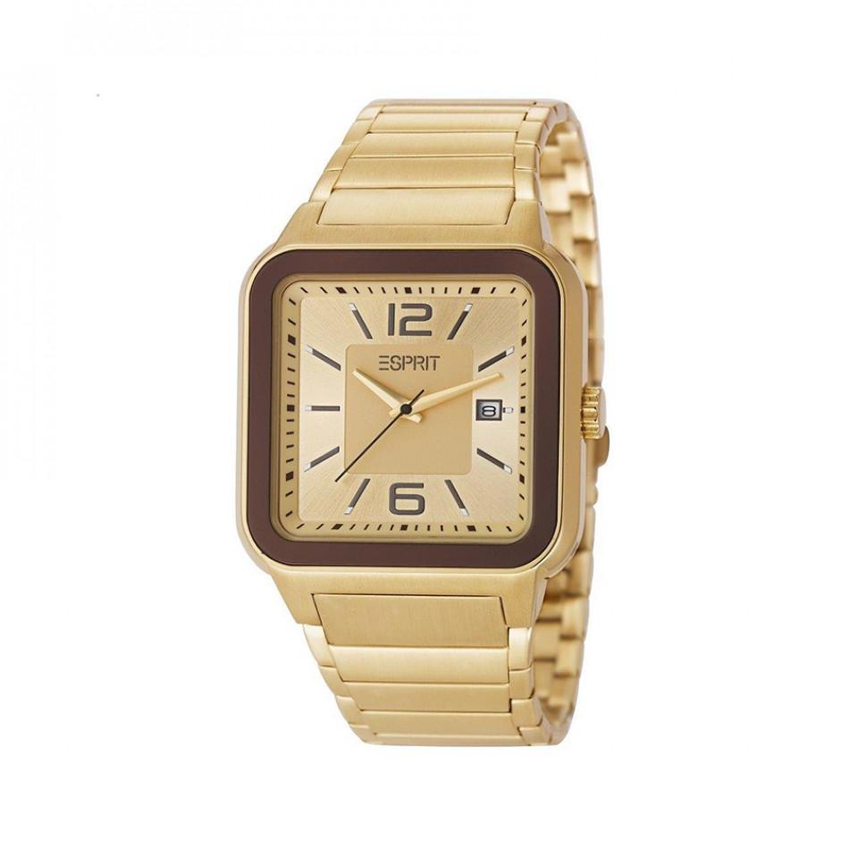 Ανδρικό ρολόι Esprit PVD Gold Quartz  ES105841004