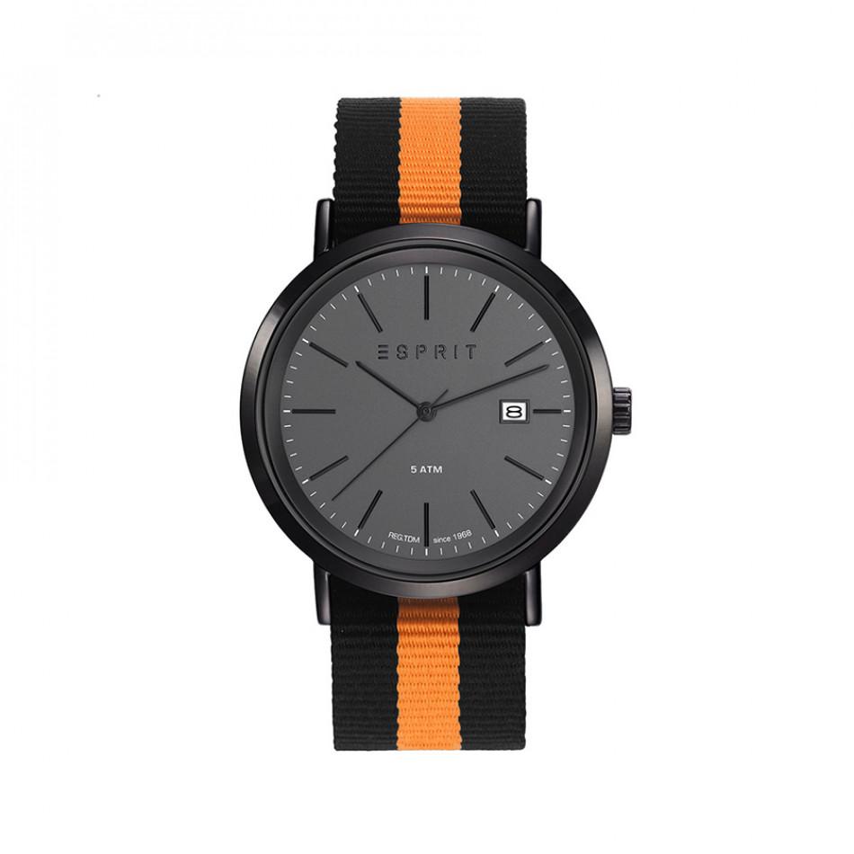 Ανδρικό ρολόι Esprit Alan Grey Dial  Multicolor Bandl  ES108361001