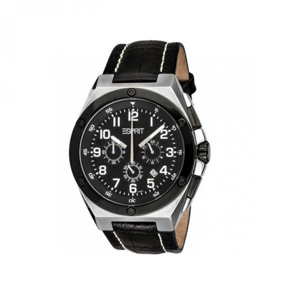Ανδρικό ρολόι Esprit Chronograph ES101981001 ES101981001