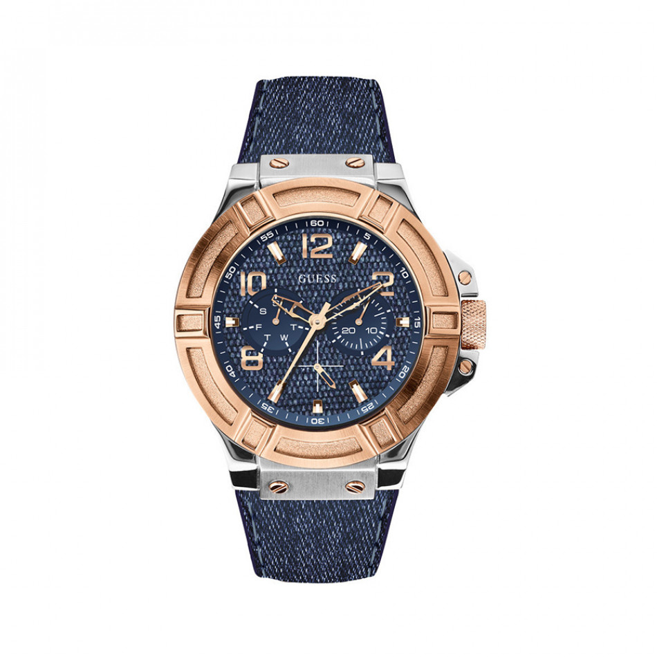 Ανδρικό ρολόι Guess Rigor Guk W0040G6 W0040G6