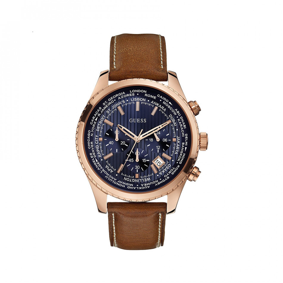 Ανδρικό ρολόι Guess PURSUIT CHRONOGRAPH W0500G1 W0500G1