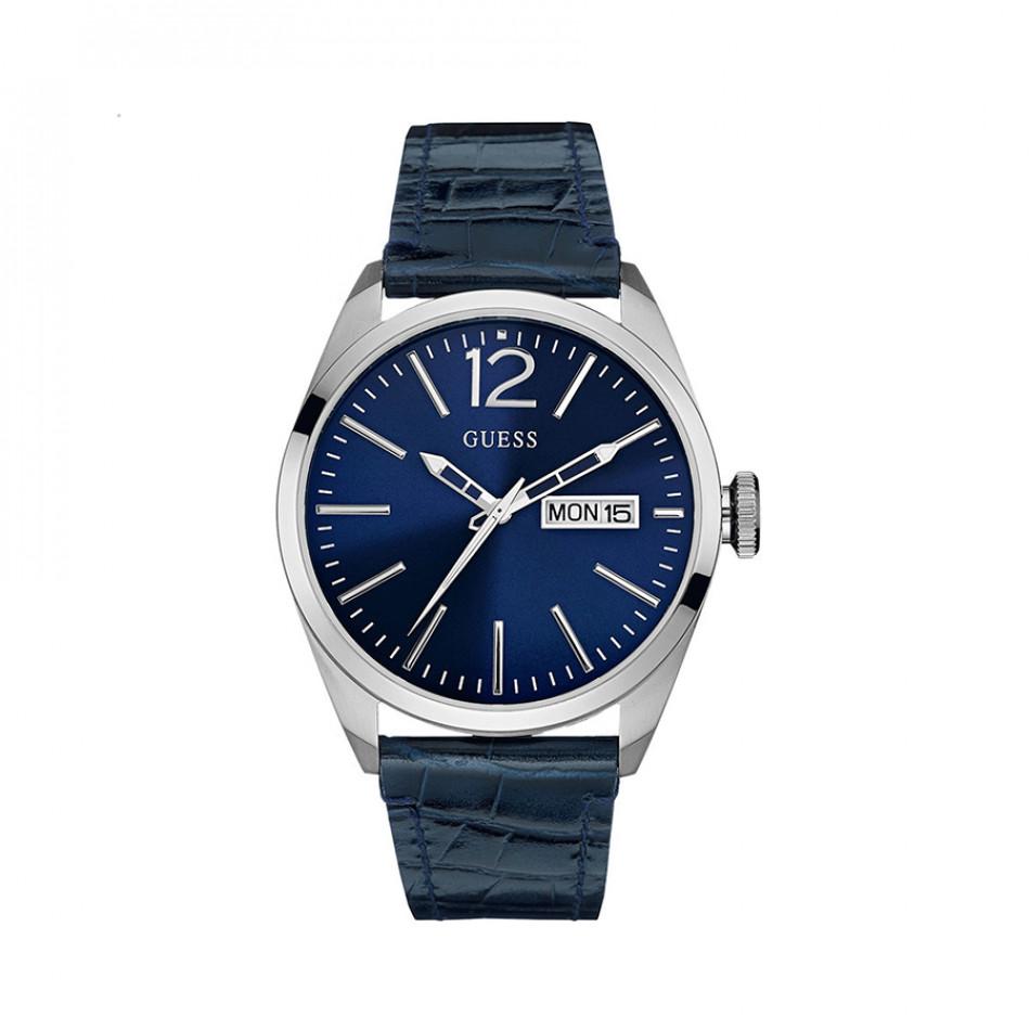 Ανδρικό ρολόι Guess Blue Dress Vertigo W0658G1 W0658G1