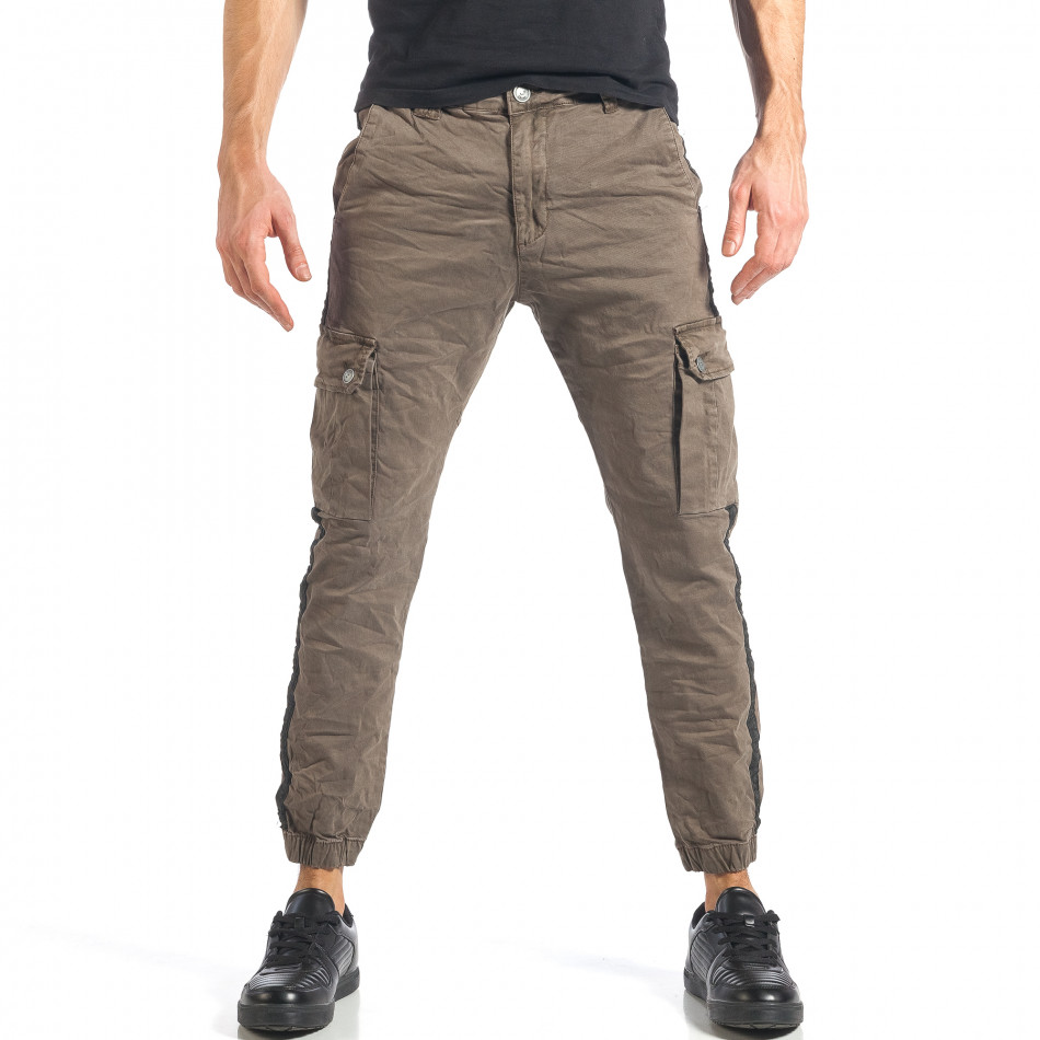 Ανδρικό πράσινο παντελόνι Always Jeans it290118-11