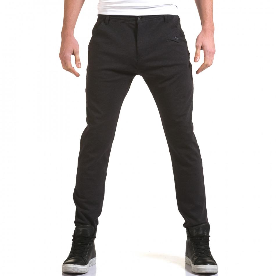 Ανδρικό γαλάζιο παντελόνι Jack Berry it090216-2