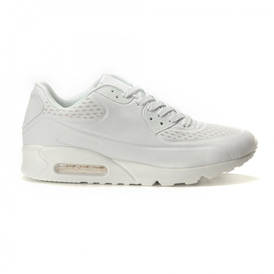 Ανδρικά λευκά αθλητικά παπούτσια Jomix it260117-9