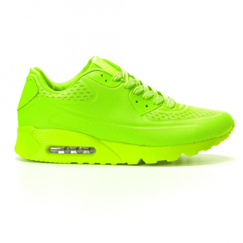 73cb11be808 Ανδρικά πράσινα αθλητικά παπούτσια Jomix it260117-14 - Fashionmix.gr