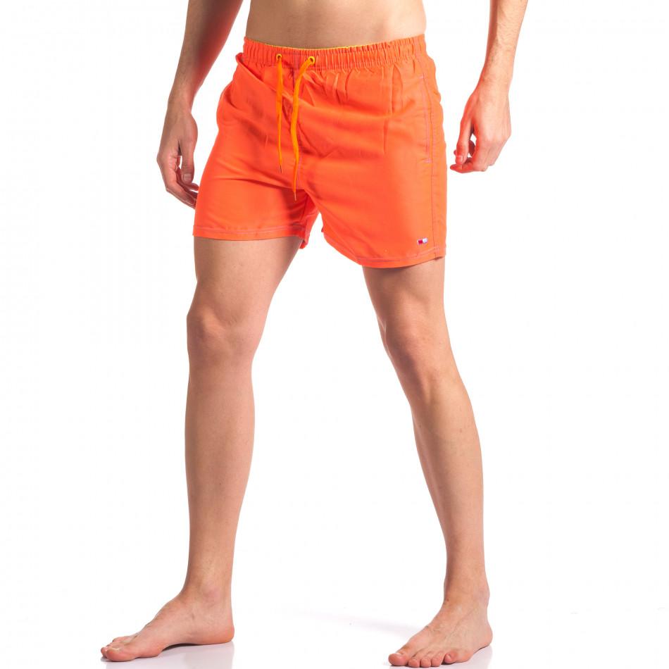 Ανδρικό πορτοκαλί μαγιό Graceful it250416-56 - Fashionmix.gr 2bda4bbeb2c
