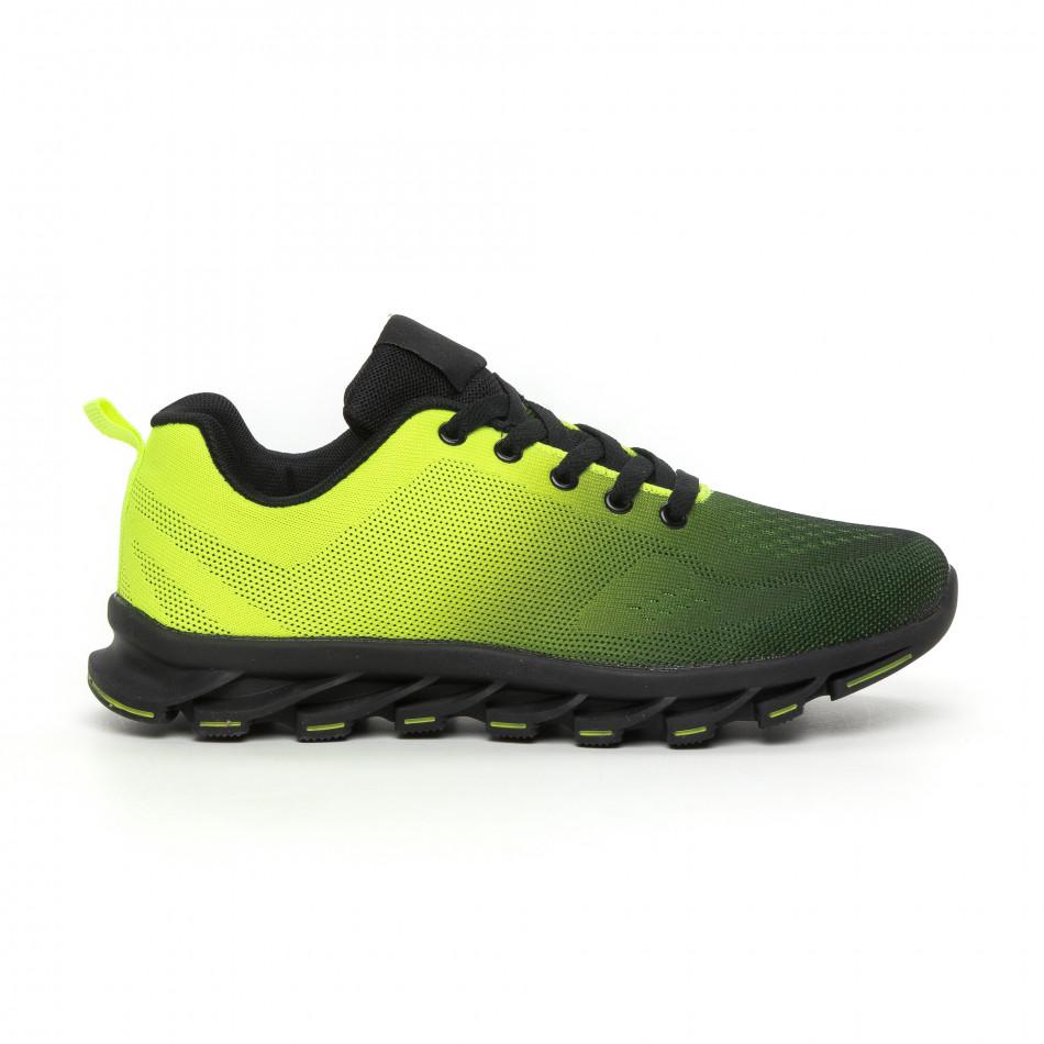 Ανδρικά νέον αθλητικά παπούτσια Blade it130819-34