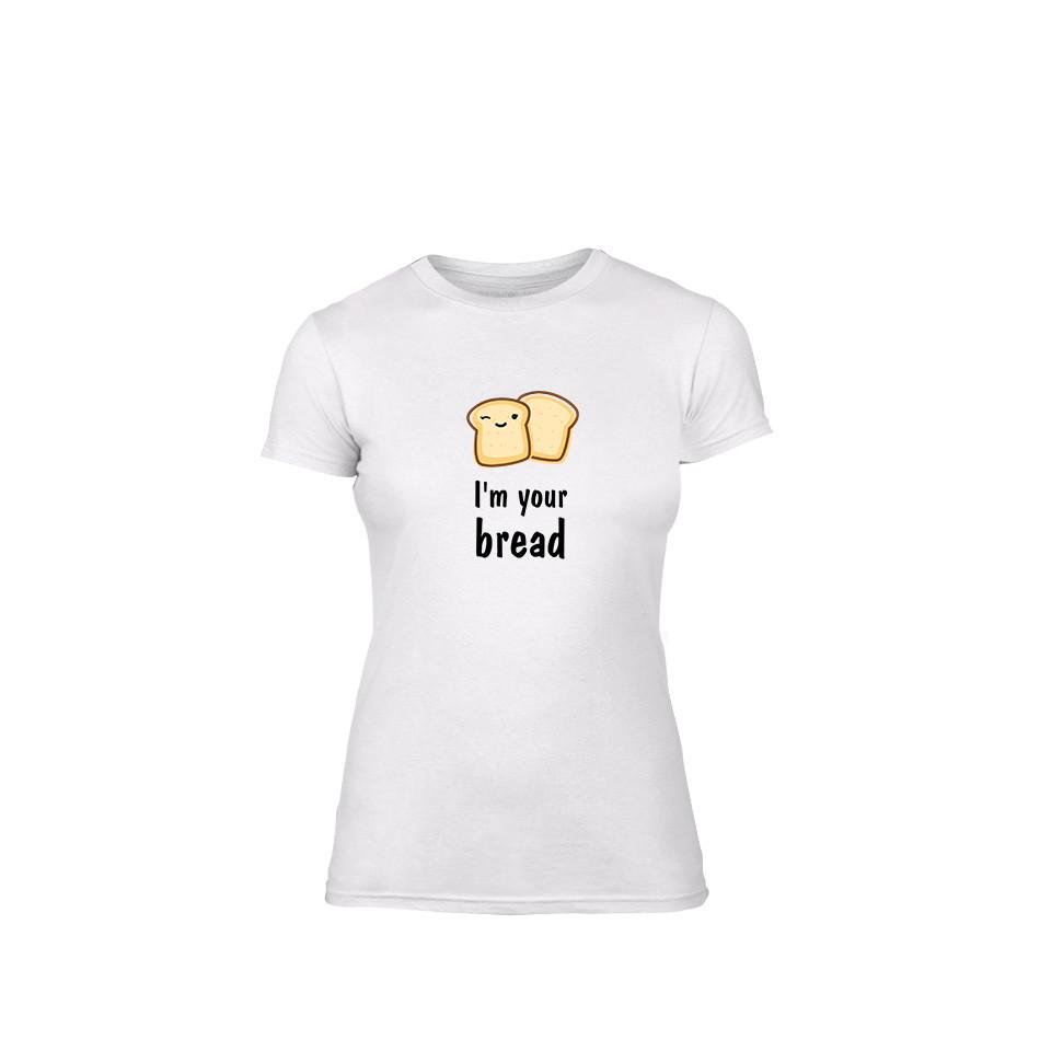 Γυναικεία Μπλούζα Bread λευκό Χρώμα Μέγεθος L TMNLPF099L