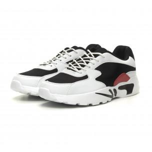 Ανδρικά ελαφριά αθλητικά παπούτσια με χοντρή σόλα   2