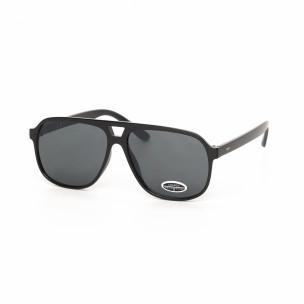 Ανδρικά κλασικά μαύρα γυαλιά ηλίου