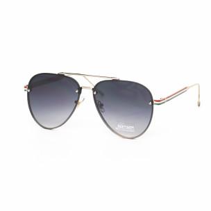 Ανδρικά γκρι γυαλιά ηλίου See vision