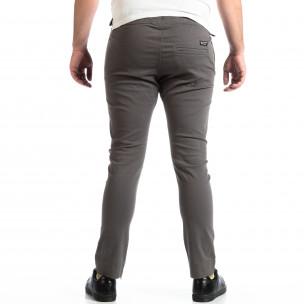 Ανδρικό γκρι παντελόνι CROPP Ανδρικό γκρι παντελόνι CROPP 2 7f71b3cf962