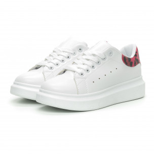 Γυναικεία λευκά sneakers FM 2