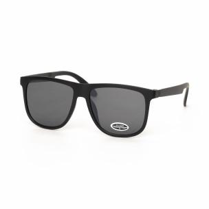 Ανδρικά μαύρα γυαλιά ηλίου Traveler