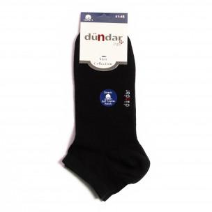 Ανδρικές μαύρες κάλτσες