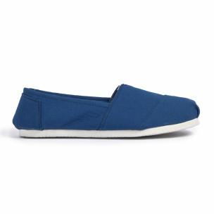 Ανδρικές γαλάζιες εσπαντρίγιες Fashionmix 2